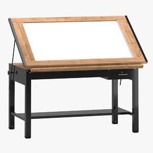 3D drawing board
