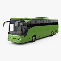 3D model mercedes-benz rhd tourismo