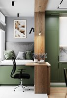 modern apartment interior design 3D model