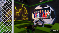 5 smart playstation club 3D model