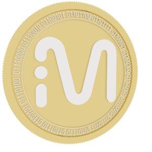 3D model mvl gold coin