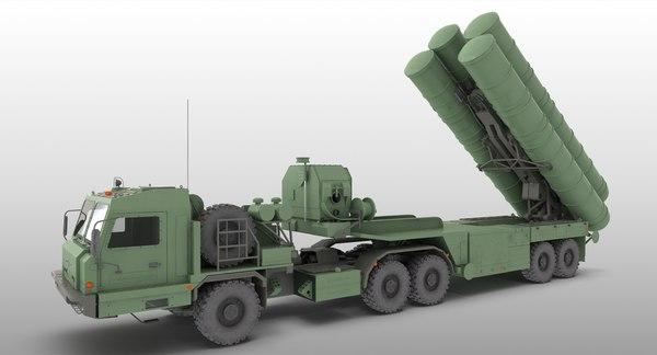 s-400 s 400 3D model