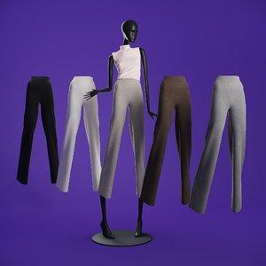 mannequin 6014 coll 60 3D