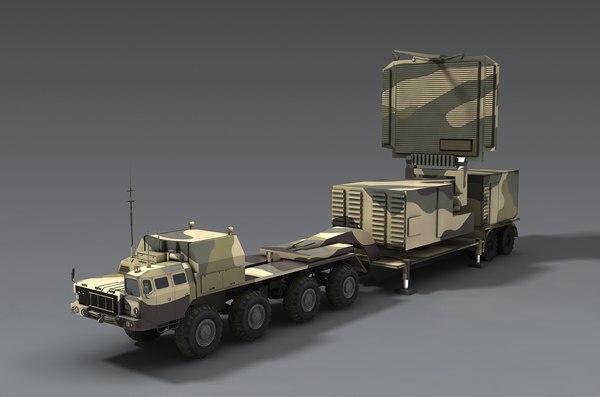 3D s-300 radar