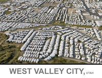 3D model west valley city