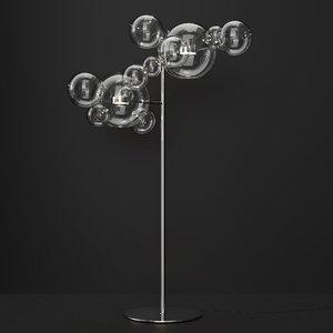 giopato bolle bubble 3D model
