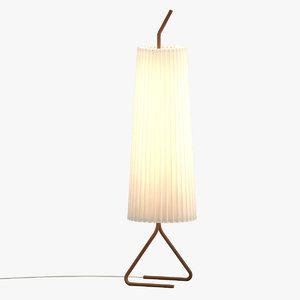 fliegenbein sl kalmar lamp 3D