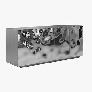 francois corbeau cabinet 3D model