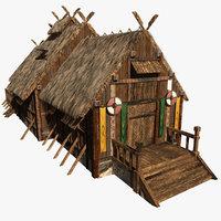 Big Viking House