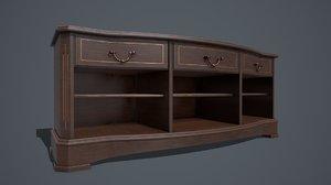 3D pbr sideboard