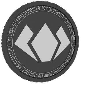3D nectar coin