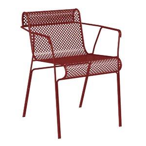 chair trebol armrests calma 3D model