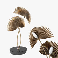 eichholtz table lamp hacienda 3D model