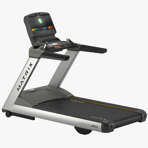 3D gym matrix t7xi treadmill