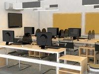 Informatics room