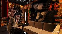 7 smart playstation club 3D model