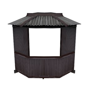 balcony metais 01 50 3D model