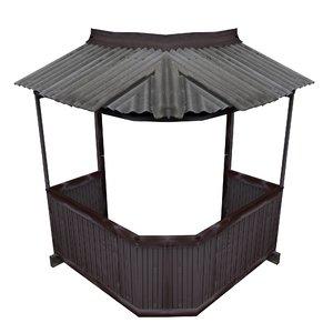 3D balcony metais 01 58