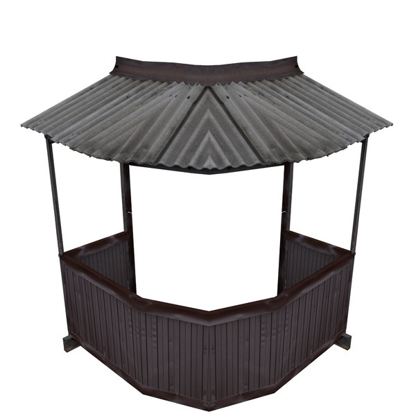 3D balcony metais 01 59 model