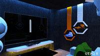 3D 8 smart playstation club model