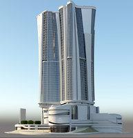 Modern Building 9