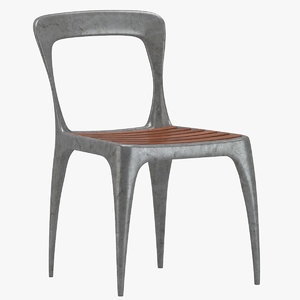 3D henry hall chair