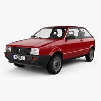 Seat Ibiza 3-door 1984