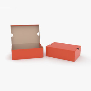 3D shoe box s