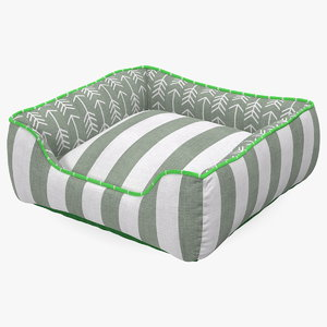 3D small pet bed generic