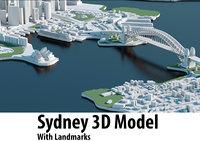 Sydney 3D City