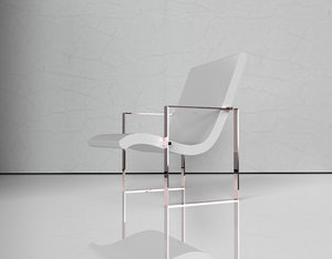 luxury chair design model