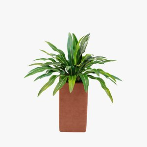 3D model plant design modeled