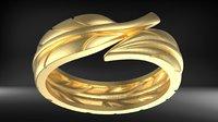 ring diameter 17 5 3D