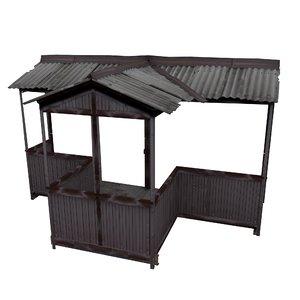 3D balcony metais 01 76