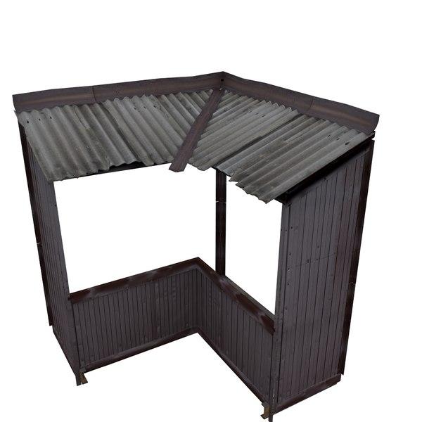 3D balcony metais 01 80