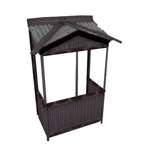 balcony metais 01 83 3D