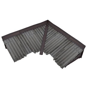 balcony metais 01 88 3D model