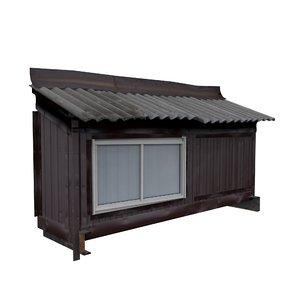 balcony metais 01 97 3D model