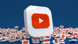 3D social media: youtube