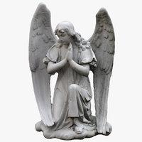 Angel on The Knee