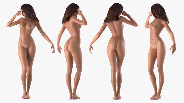 Women models undressed