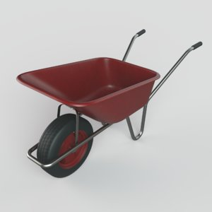 wheel barrow model