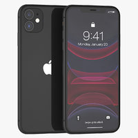 iphone 11 black mobile phones model