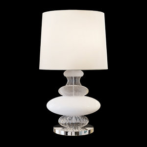 3D pigalle barovier toso table lamp model