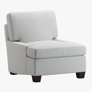 jonas haines armchair 3D