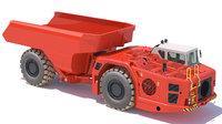 Underground Mining Truck Sandvik TH663