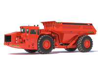 Underground Mining Truck Sandvik TORO50