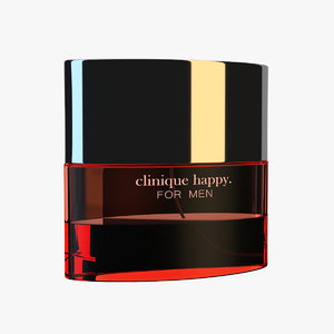 perfume beauty 3D model