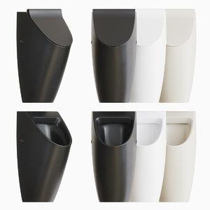 colori urinal 3D model