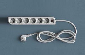 3D newgen sockets model